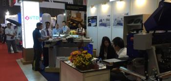 Công ty VTD và Nhà sản xuất Felder (Áo) tham gia triển lãm Quốc tế Vietnamwood 2015